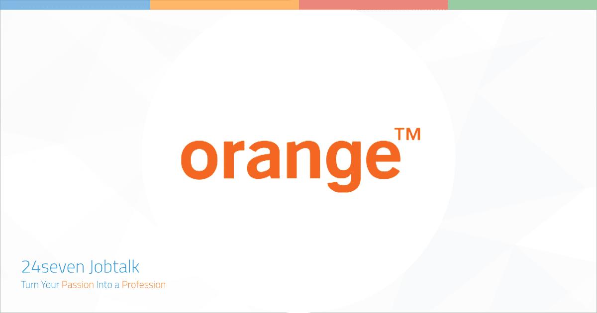 Jobs and Careers at Orange