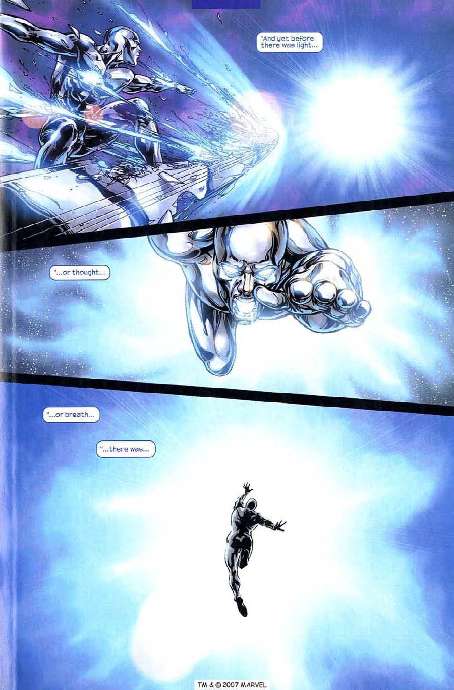 Read online Silver Surfer (2003) comic -  Issue #5 - 33