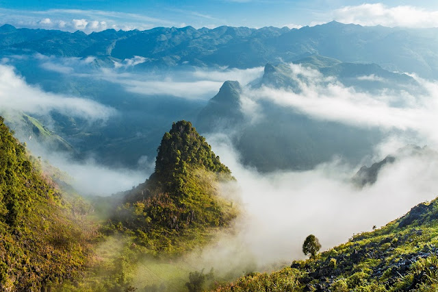 Discover the wilderness and mysterious beauty of Ha Giang