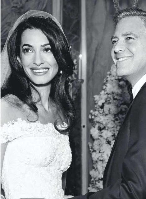 Amal-And-George-Wedding-Photo