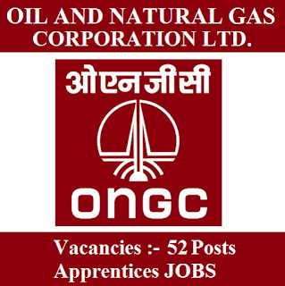 Oil and Natural Gas Corporation Limited, ONGC, Tripura, 10th, ITI, Apprentice, freejobalert, Sarkari Naukri, Latest Jobs, ongc logo