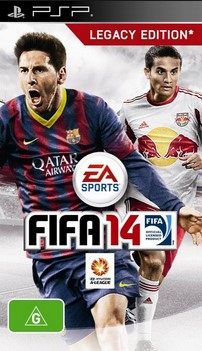 Download FIFA Soccer 14 CSO ISO + Update Transfer  PSP PPSSPP