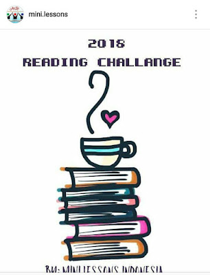 READING CHALLANGE 2018 BY MINI LESSONS