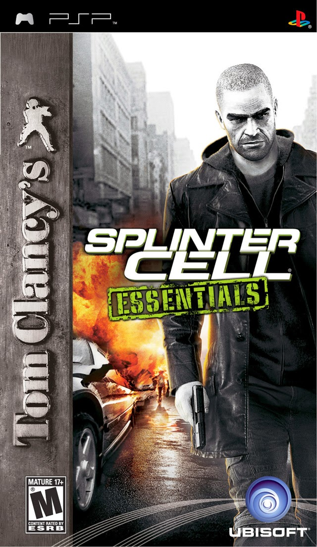 Splinter Cell psp iso free download