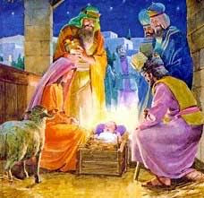 Holy Three Kings Christmas e-cards images pictures free download