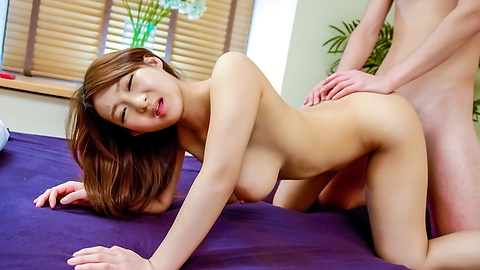 Watch Sweet POV adventure with big tits babe Marin Koyanagi