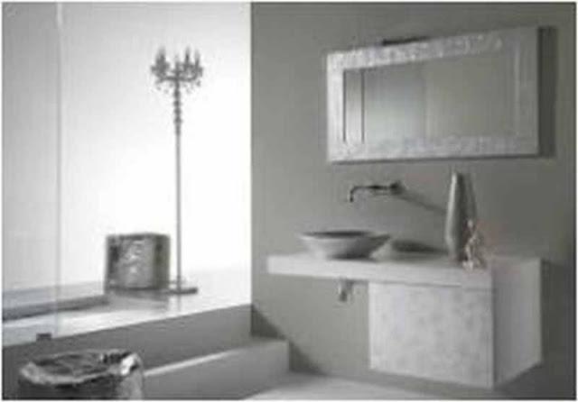 Elegant italian bathroom vanities miami