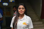 Poorna at Satyam Theater for JNR event-thumbnail-cover
