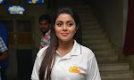 Poorna at Satyam Theater for JNR event