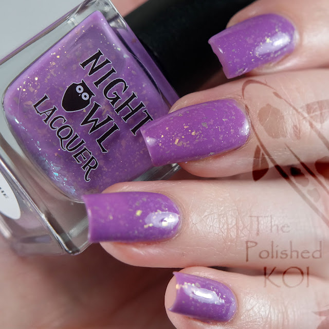 Night Owl Lacquer - What the Lump