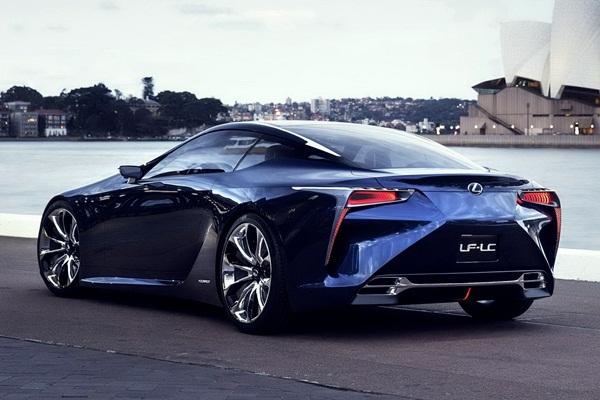 Lexus Lc 500 Spec And Review Futuretechno