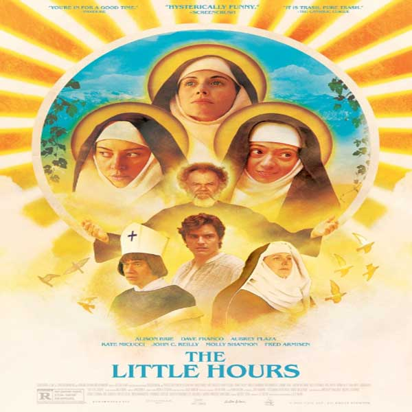The Little Hours, The Little Hours Synopsis, The Little Hours Trailer, The Little Hours review, The Little Hours Poster