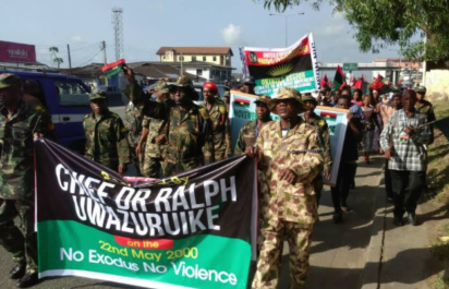 THE Biafra Zionists Friday vowed that no election would be conducted in the defunct Biafra region during the 2019 general elections.