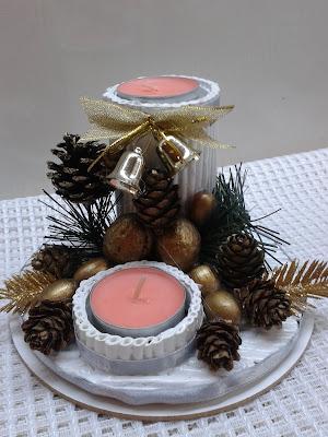 świąteczne ozdopby