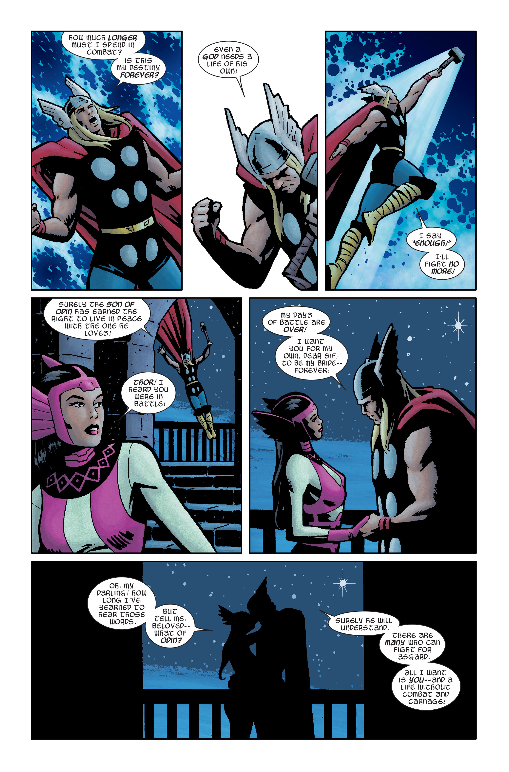Thor (2007) Issue #600 #13 - English 51