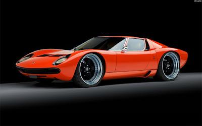 Miura - Greatest Lamborghini Models