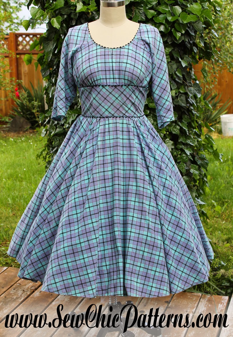 Sew Chic Pattern Company Tutorial Sew Chic Southern Bell
