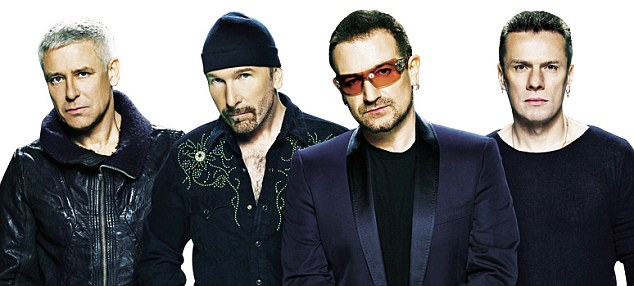 U2 is set to play the best of their musical ingenuity on February 2017 in Manila.