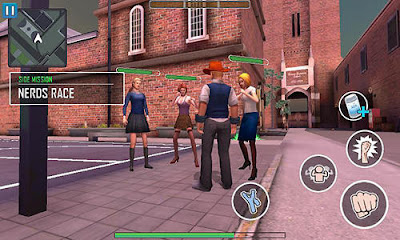 High School gang Android apk