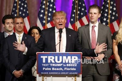 Staf Trump: Muslim tak Layak Jadi Warga amerika