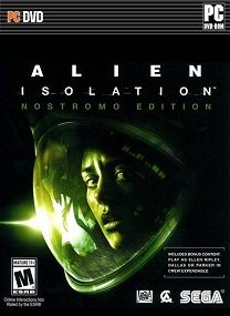 Discover the true meaning of fear in Alien Alien Isolation Collection-PROPHET