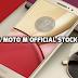 Motorola Moto M Official Stock Firmware/ ROM