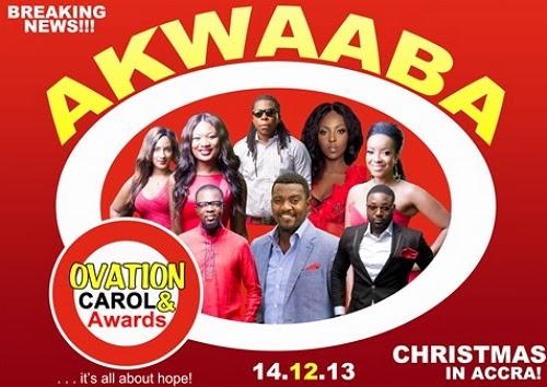 ovation magazine christmas accra ghana