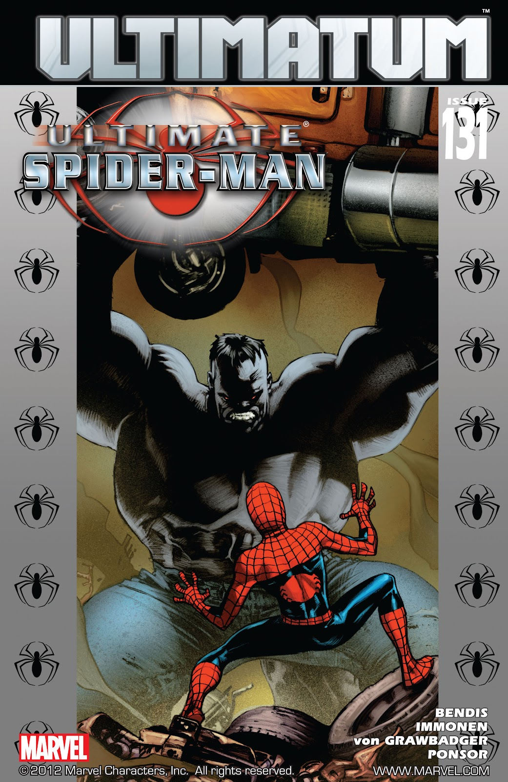 Ultimate Spider-Man (2000) issue 131 - Page 1