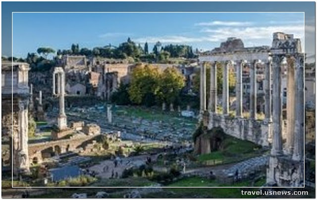 Roman Forum (Foro Romano) - Top 7 Best Places to Travel in Rome, Italy at Least Once