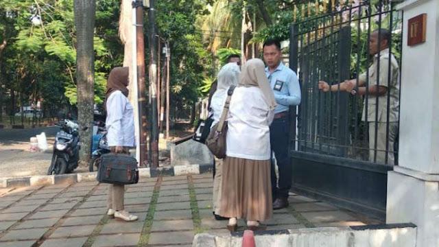Komunitas Dokter-Perawat Temui Prabowo Bahas Defisit BPJS Kesehatan