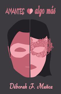 portada de la novela romántica contemporánea Amantes o algo más