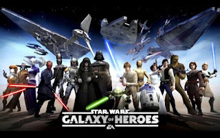 Star Wars Galaxy Of Heroes Apk Mod Unlimited Crystals