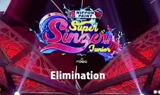 super singer elimination