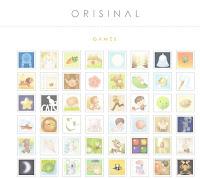Orisinal Games homepage