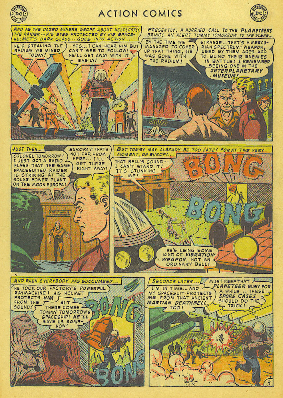 Read online Action Comics (1938) comic -  Issue #175 - 27