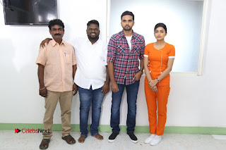 Nenjamellam Kadhal Tamil Movie Pooja Stills  0049.jpg