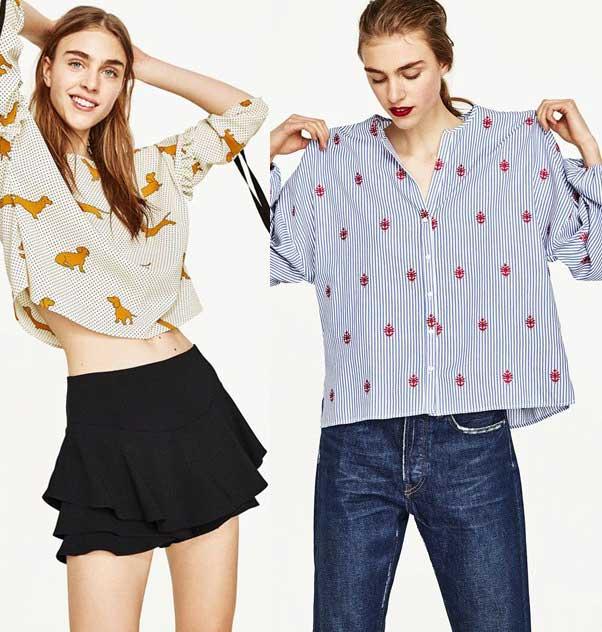 Catalogo Zara  Primavera verano 2017