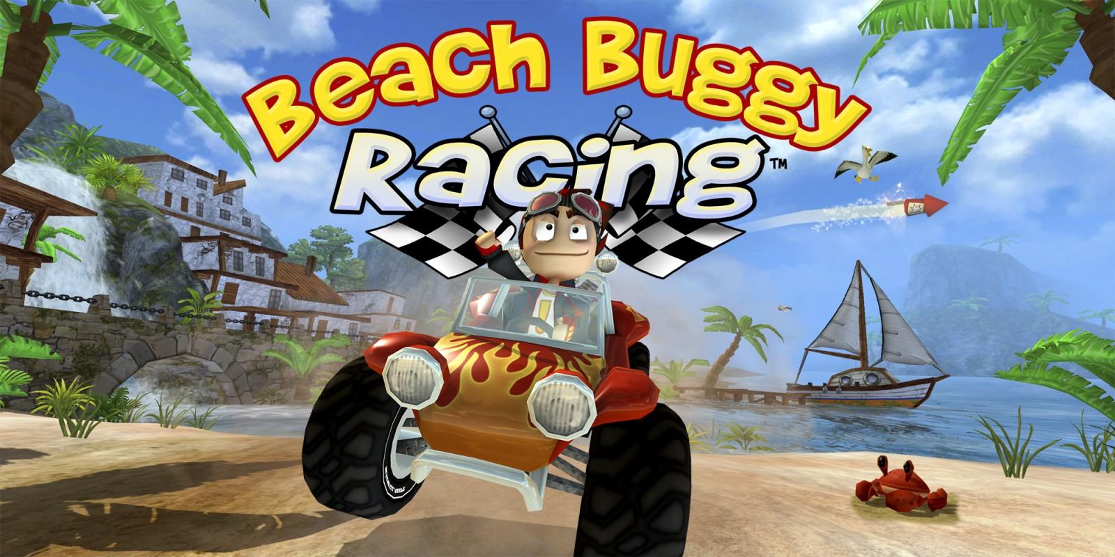 تحميل لعبه beach buggy مهكره