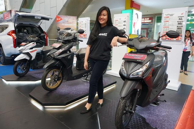 Astra Motor Sumsel Kembali Gelar Vario Day Di PTC Mall