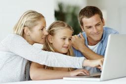 Tips Agar Anak-anak Aman Saat Online