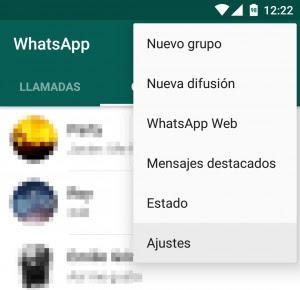Siguen los cambios en whatsApp