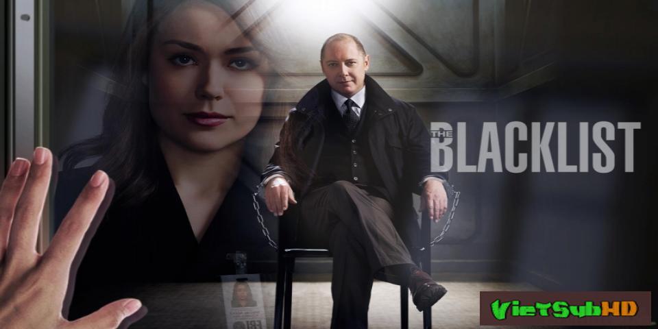 Phim Danh Sách Đen (phần 1) Hoàn tất (22/22) VietSub HD | The Blacklist (season 1) 2013