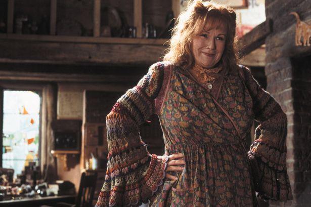Моли Уизли - Хари Потър и стаята на тайните