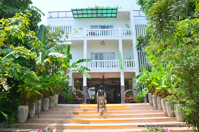 Siem Reap accommodation