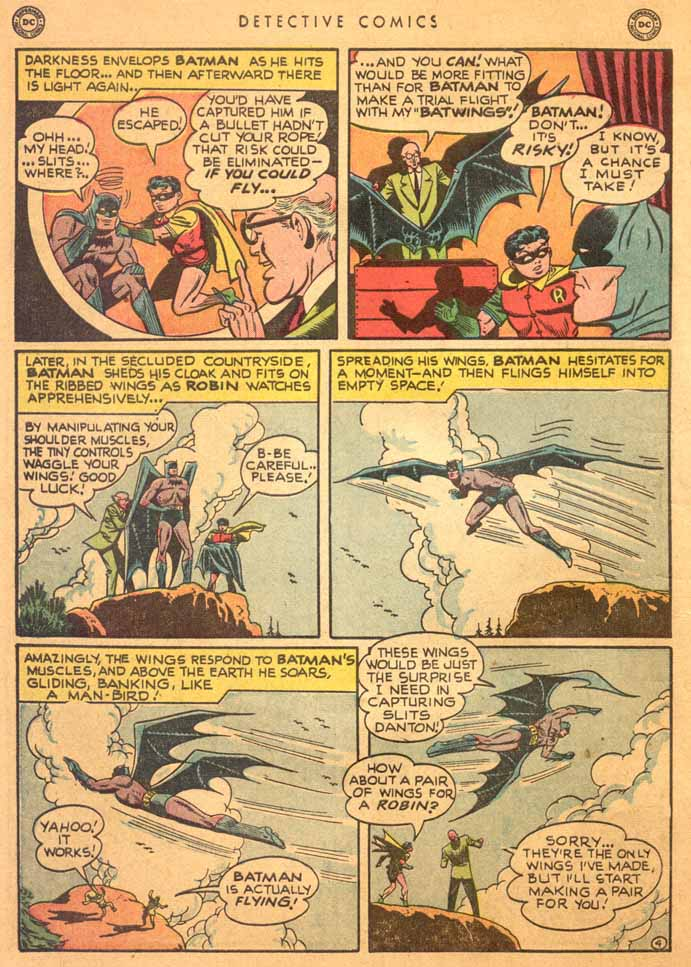 Detective Comics (1937) 153 Page 5