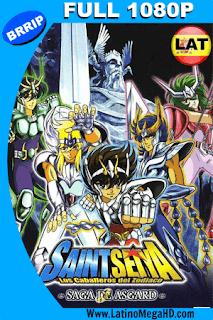 Los Caballeros del Zodiaco: Saga Asgard (1986) Latino Full HD 1080P - 1986–1989