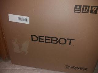 ECOVACS ROBOTICS DEEBOT 300, IDEAL SI TIENES MASCOTAS... O NO