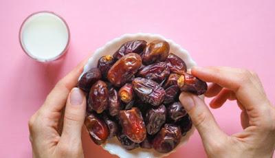 Kurma untuk berbuka puasa di bulan Ramadan