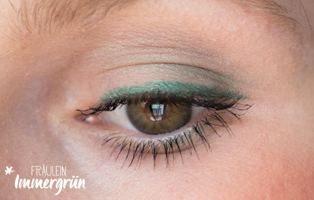 HIRO Cosmetics Mineral Eyeshadow/ Lidschatte Pepper Green