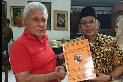 Ketum MPN Pemuda Pancasila Minta Maaf Kepada FPI Terkait Video 'Adu Domba' Lewat Habib Umar